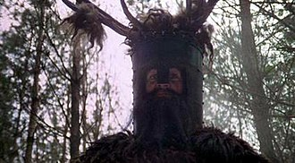Knights Who Say Ni - The head knight, as portrayed by Michael Palin