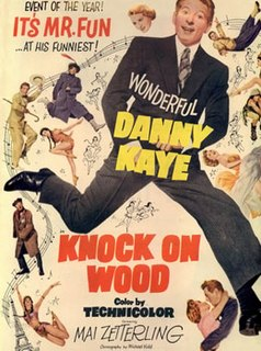 <i>Knock on Wood</i> (film)
