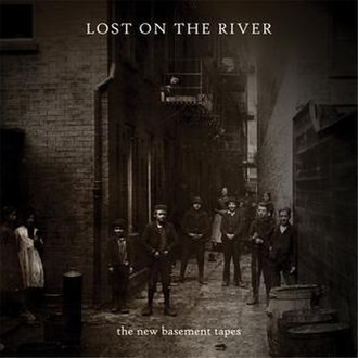 Lost on the River: The New Basement Tapes - Image: LOTR TNBT Cover 713px
