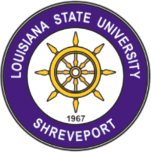 Louisiana State University in Shreveport - Image: LSU Shreveport seal