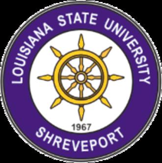 Louisiana State University in Shreveport - Image: LSU Shreveport seal
