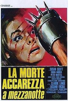 Image result for La Morte Accarezza a Mezzanotte (Death Walks at Midnight)