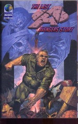 The Last Avengers Story - Image: Last Avengers Story