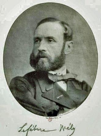 Louis James Alfred Lefébure-Wély - Lefébure-Wely, 1860