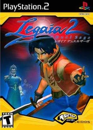 Legaia 2: Duel Saga - Image: Legaia 2US