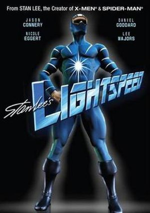 Lightspeed (film) - Image: Lightspeed film poster