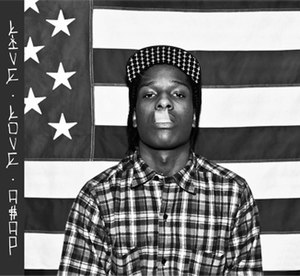Live. Love. ASAP - Image: Live Love ASAP
