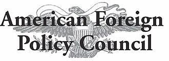 American Foreign Policy Council - Image: Logo American Foreign Policy Council