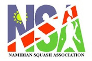 Namibian Squash Association - Image: Logo Namibian Squash Association