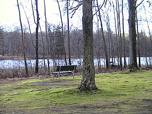 Kent County, Michigan - Long Lake Park, in Solon Township
