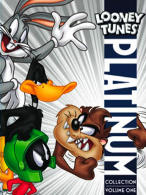 Looney Tunes Platinum Collection: Volume 1 - Blu-ray Disc cover