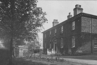 Louise Margaret Hospital - The Louise Margaret Hospital in the 1930s
