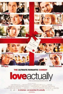 2003 British film directed by Richard Curtis