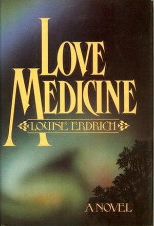 Love Medicine - First edition