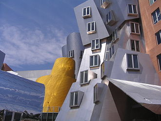 Ray and Maria Stata Center - Image: MIT Strata Center