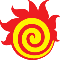 The fireball is the emblem of the Faculty of Engineering. The emblem is based on the coat of arms of the defunct Hamilton College. Macfireball.png