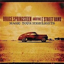 Bruce Springsteen Tour  London