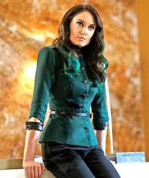 Viper (Madame Hydra) - Mallory Jansen as Madame Hydra, as depicted in Agents of S.H.I.E.L.D..