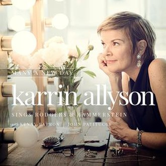 Many a New Day: Karrin Allyson Sings Rodgers & Hammerstein - Image: Many a New Day Karrin Allyson