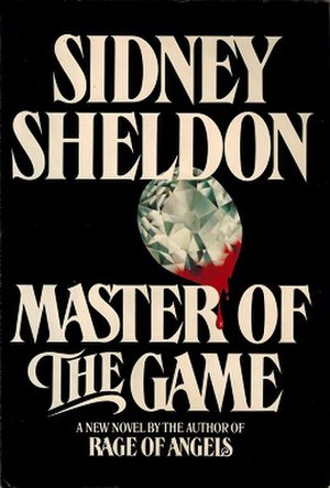 Master of the Game (novel) - 1982 1st edition cover