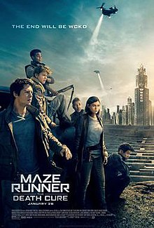 Maze Runner: The Death Cure - Wikipedia