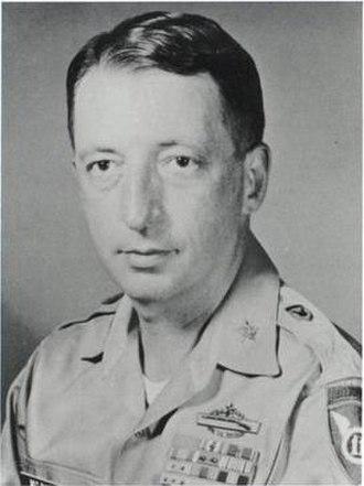 Robert McDade - Lt. Colonel Robert McDade