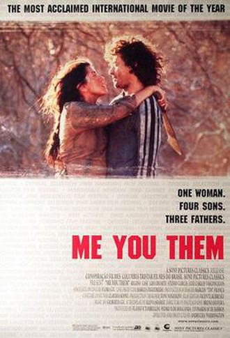 Me You Them - Movie poster