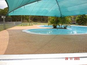 Milson Island - Image: Milson Island Pool