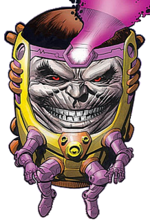 MODOK Fictional comic book character supervillains