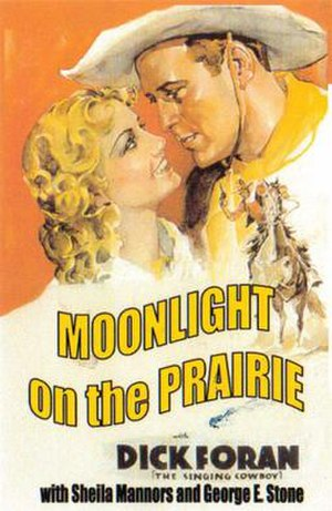 Moonlight on the Prairie - Film poster