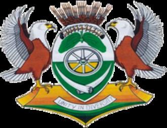 Mopani District Municipality - Image: Mopani Co A