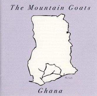 Ghana (album) - Image: Mountain Goats Ghana