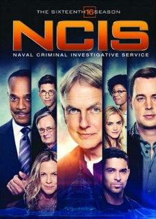 <i>NCIS</i> (season 16) Season of television series