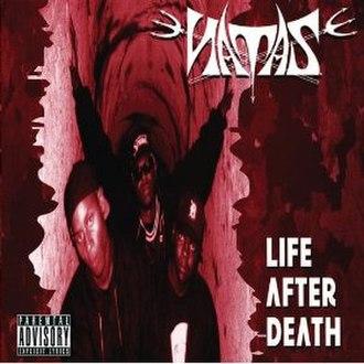 Life After Death (Natas album) - Image: Natas Life After Death