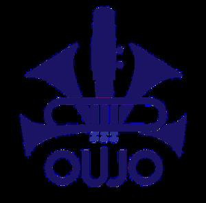 Oxford University Jazz Orchestra - Logo of the Oxford University Jazz Orchestra