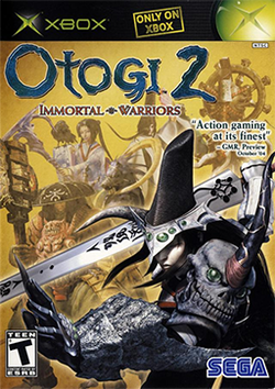 Otogi 2 - Immortal Warriors Coverart.png