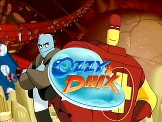 Ozzy & Drix - Image: Ozzy and Drix