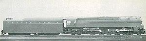 Pennsylvania Railroad class Q1 - Image: PRR Q1