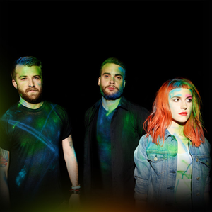 Paramore (album) - Image: Paramore Paramore