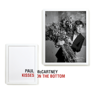 Kisses on the Bottom - Image: Paul mccartney kisses on the bottom cover