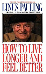 Linus Pauling's book How to Live Longer and Feel Better, advocated very high doses of Vitamin C.