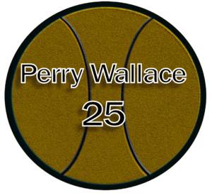 Vanderbilt Commodores men's basketball - Perry Wallace
