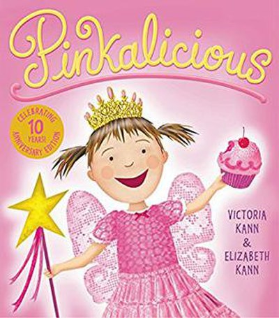 Picture of a book: Pinkalicious