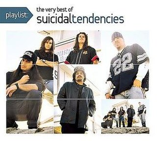 <i>Playlist: The Very Best of Suicidal Tendencies</i> 2010 greatest hits album by Suicidal Tendencies