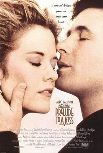 Prelude to a Kiss (film) - Original poster