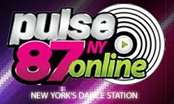 Pulse 87 NY Online New York's Dance Station logo.jpg