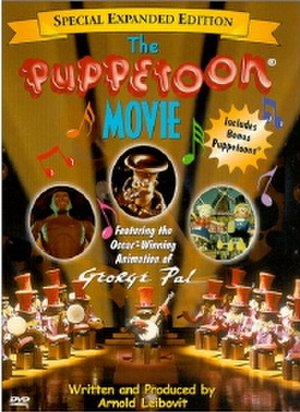 The Puppetoon Movie - DVD Cover