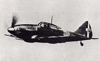 Reggiane Re.2001 Italian fighter aircraft