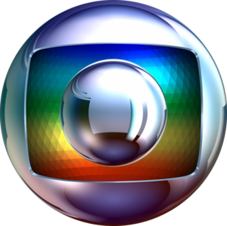 Rede Globo - The Rede Globo logo used from 3 June 2005 until 4 April 2008