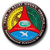 Official seal of Rocky Mount, Virginia